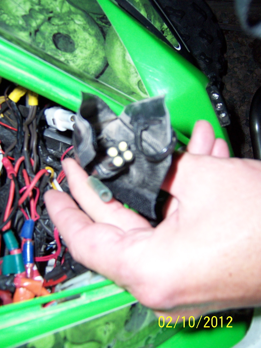 2009 Kfx 450r Wiring Diagram