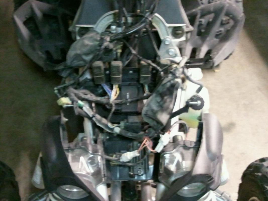 i have a 2008 kfx 450r had it since new.. fan wont trun on anymore | kfx  450 hq forum  kfx 450 hq forum