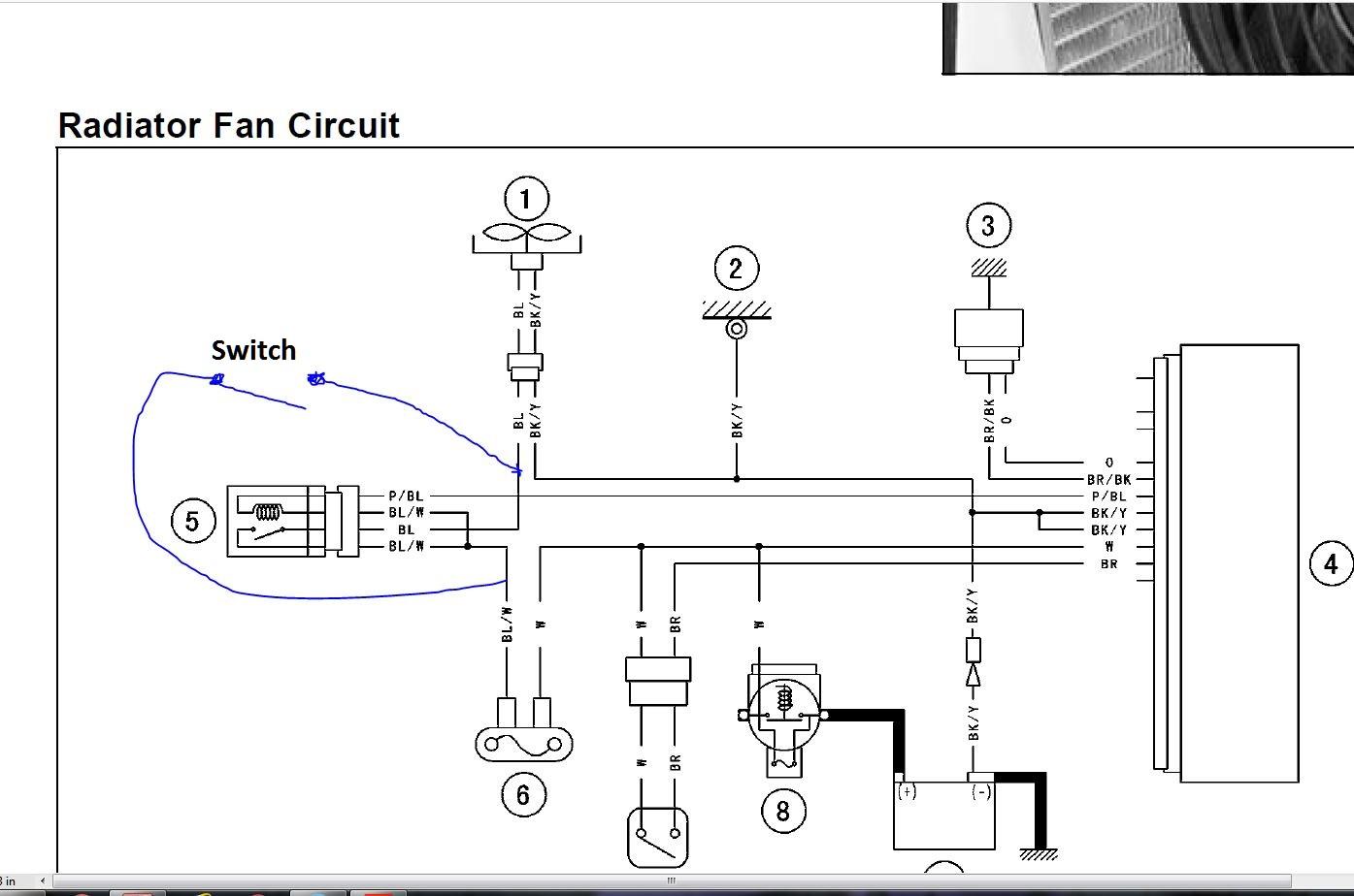 Kfx 450 Wiring Diagram Explained Diagrams Crf Schematics Kawasaki Kfx450r Residential Electrical Symbols U2022 50