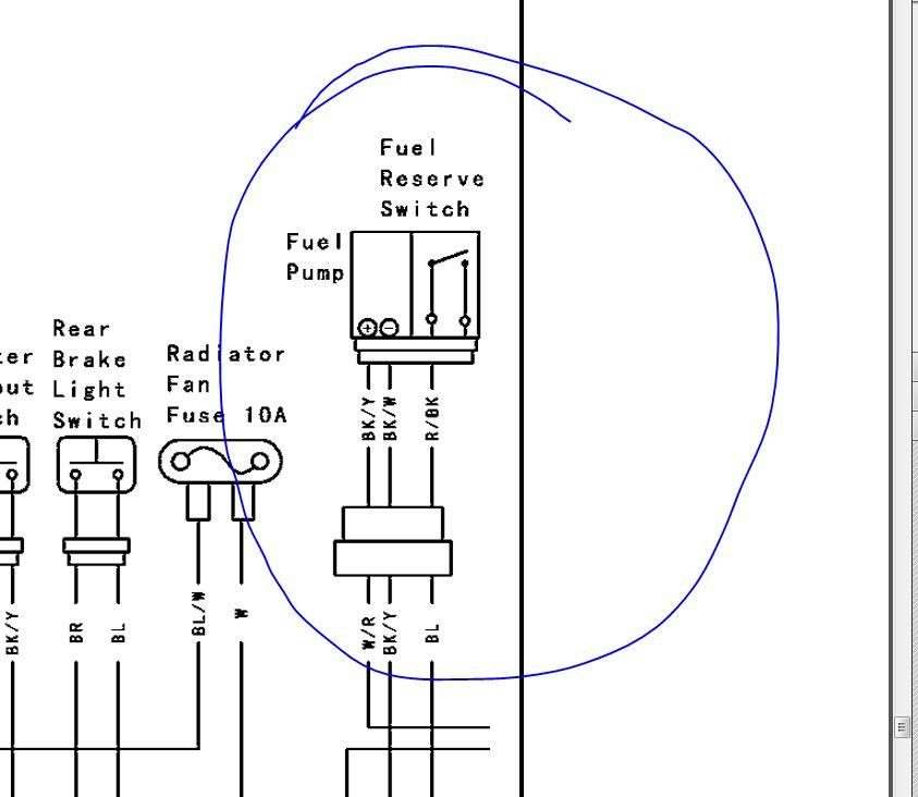 Fuel Pump Not Turning On Kawasaki Kfx450 Forum Kfx450hqrhkfx450hq: Kfx 450 Wiring Diagram At Elf-jo.com