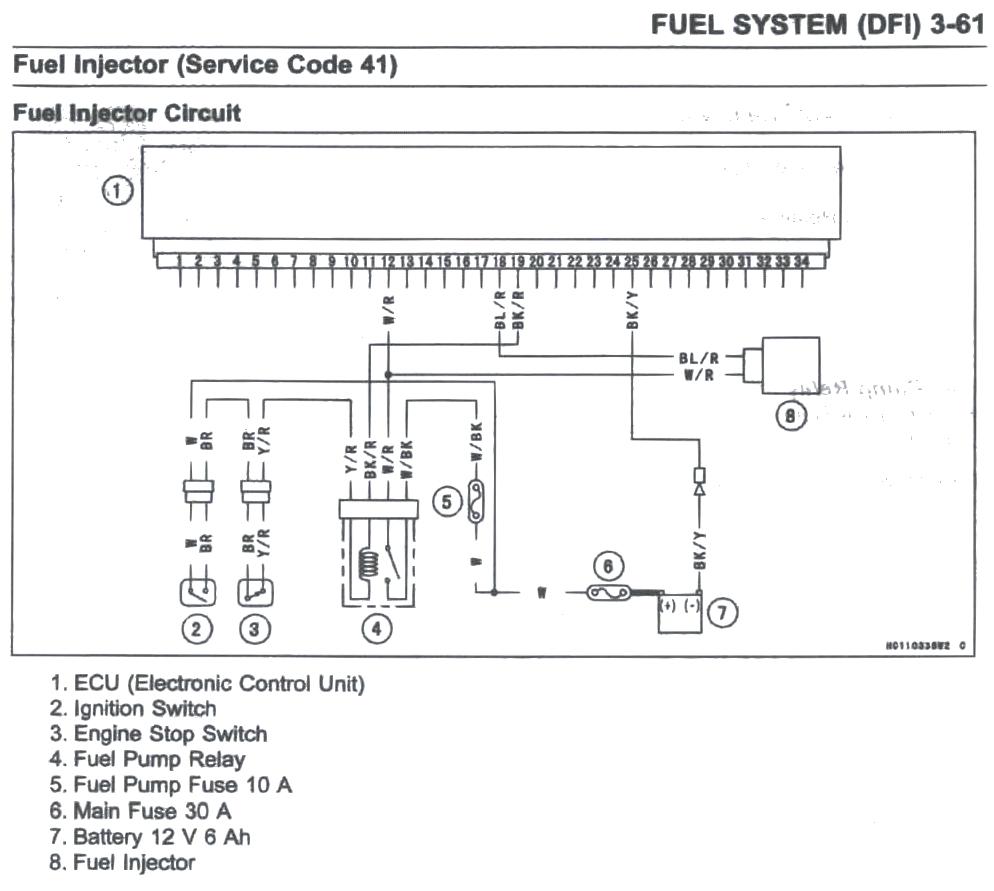 2005 Kfx 700 Wiring Diagram