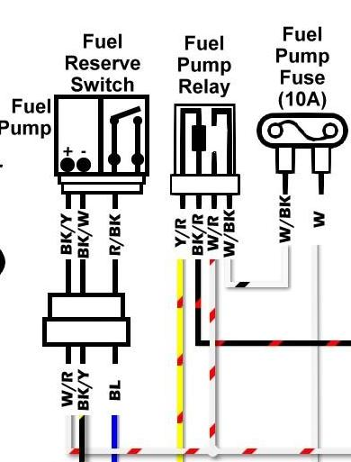 Fuel pumpPower Commander problem Page 2 Kawasaki KFX450 Forum