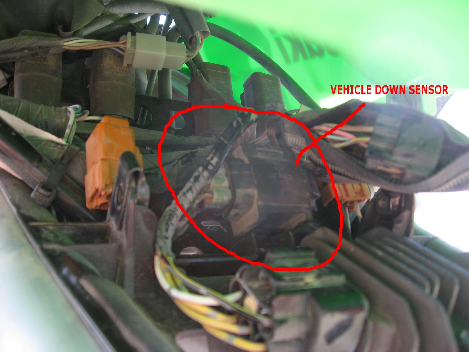 Vehicle Down Sensor!! - Kawasaki KFX450 Forum :: KFX450HQ com
